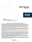 DTX 1800 INTL