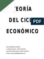 Economía Política - Teoría del ciclo económico