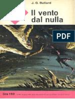 Il Vento Dal Nulla - Ballard J.G