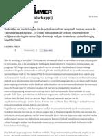 De Groene Amsterdammer - De Spektakelmaatschappij