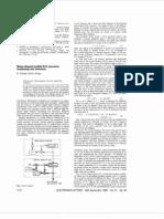 R Rchreier]Noise-Shaped Multibit DA Converter Employing Unit Elements