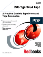 3494 Tape Library