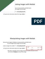 Advanced Matlab Tutorial