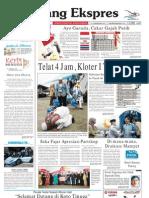 Koran Padang Ekspres | Minggu, 13 November 2011