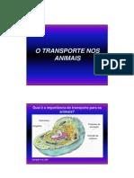 Anexo I - O Transporte Nos Animais [Compatibility Mode]