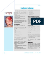 Head Injury Pathology