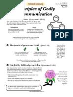 Communication Principles 4