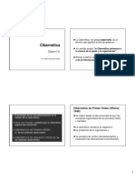 Microsoft Power Point - Clase n3 Cibernetica-Mod
