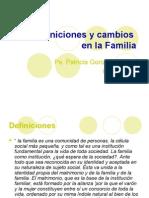 Clase n4 Familia