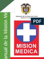 MANUAL DE LA MISIÓN MÉDICA