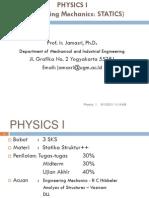 Fisika I (1)