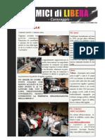 Notiziario Amici Di Libera Novembre 2011