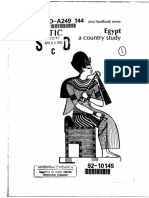 Area Handbook - Egypt