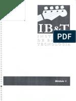 IB&T Módulo 1