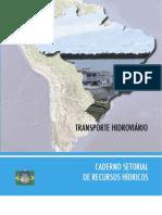 Caderno Setorial -Transporte Hidroviario
