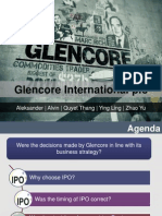 Glencore International Final