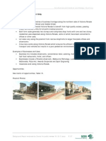 Yarra Council. Draft Business and Industrial Land Strategy. Background Report Part 4