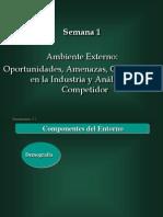 Analisis Del Entorno Estrategia Financier A UNAB Primavera 2011
