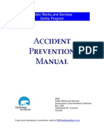 Accident Prevention Manual