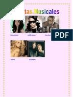 Artistas Musicales