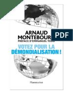 Arnaud Montebourg - Votez Pour La Demon Dial is at Ion