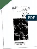 Area Handbook - Jordan