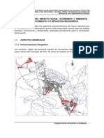 Socio-economico Aguas Lluvias Casco Urbano