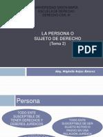 Tema 2 Derecho Civil i