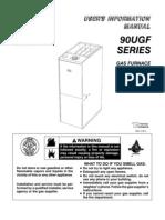Lennox 90UGF Manual
