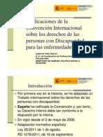 Isabel de Uribe Alarcón - Convención ONU CREER