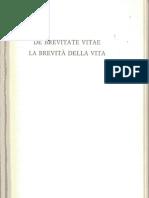Seneca de Brev Vitae