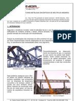 Aplicacao de Estruturas Metalicas Em Edificios de Multiplos Andares
