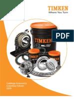 Catalogo de Rodamientos Timken Multimarca