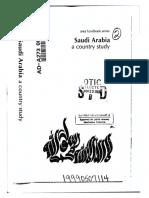 Area Handbook - Saudi Arabia