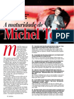 Entrevista - Michel Teló - Revista ZZZ