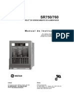 SR750 Manual