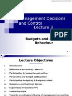MDC Lecture 3
