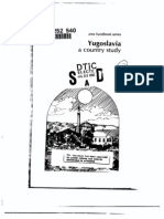 Area Handbook - Yugoslavia