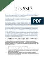 SSL,HTTP,HTTPS