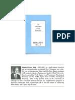 The King James Version Defended by Dr. Edward F. Hills
