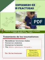 Proceso Enfermero en Ninos Con Fracturas