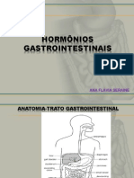 Hormônios Gastrointestinais