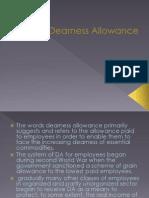 Chapter 3-Dearness Allowance