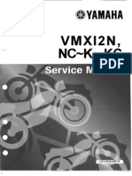 Yamaha v MAX Service Manual