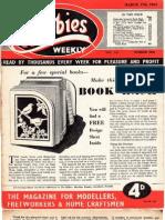Hobbies Weekly 3046 Mar 17 1954