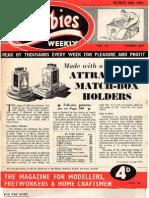 Hobbies Weekly 3047 Mar 24 1954
