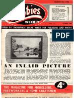 Hobbies Weekly 3048 Mar 31 1954