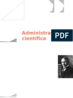 Administração Cientifica
