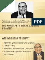 Das Komische Im Werke Von Heinz Erhardt