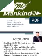 Mankind Fin